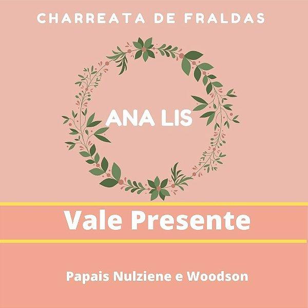 Chá da Ana Lis - Papais Nulziene  e Woodson