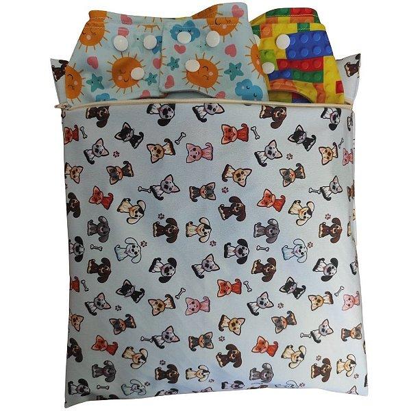 Bolsa Impermeável Cachorros