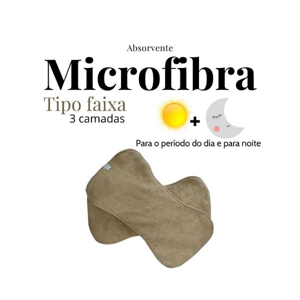 Absorvente de Microfibra