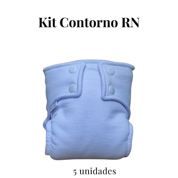 kit Contorno para Recém-nascido