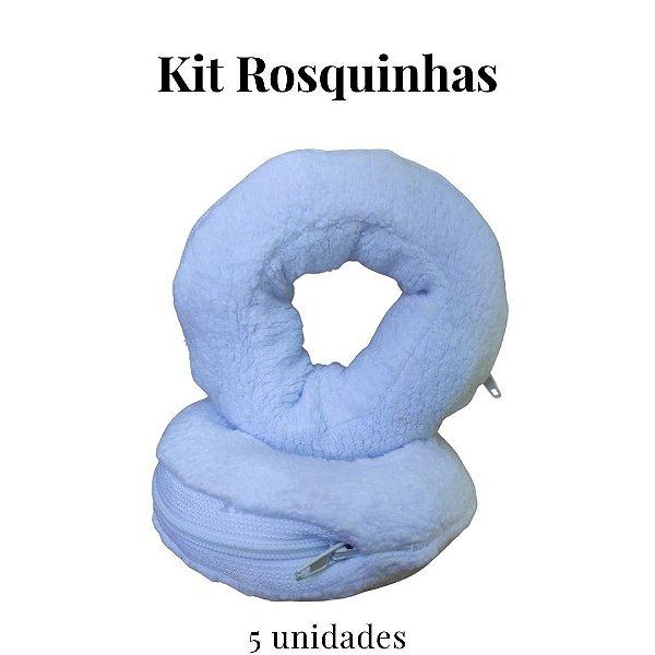 Kit Rosquinhas de proteção para o bico do peito