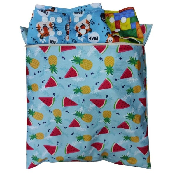 Bolsa Impermeável Frutas