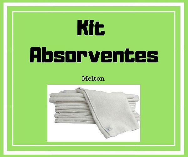 Presente para Helô- Kit Absorventes - Melton