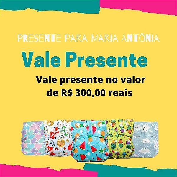 Vale Presente | Chá de Fraldas da Maria Antônia