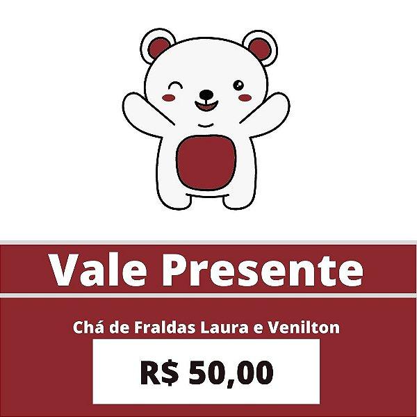 Chá de Fraldas Laura e Venilton