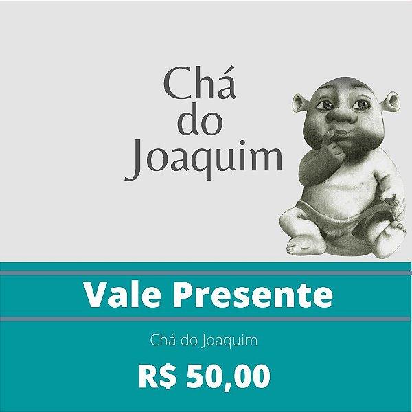 Chá de fraldas do Joaquim