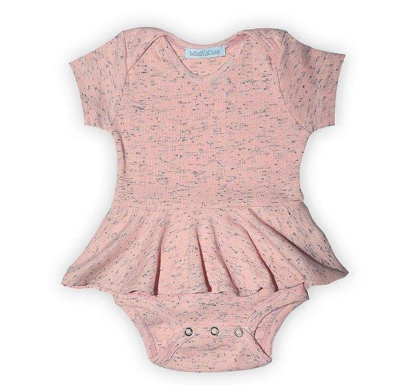 Body saia rosa