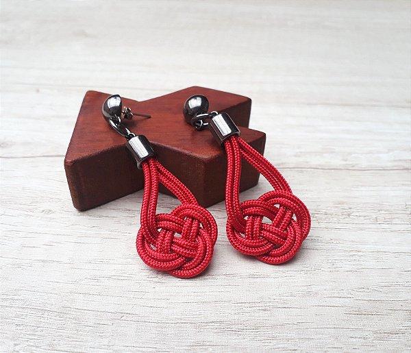 Brincos - Vermelho