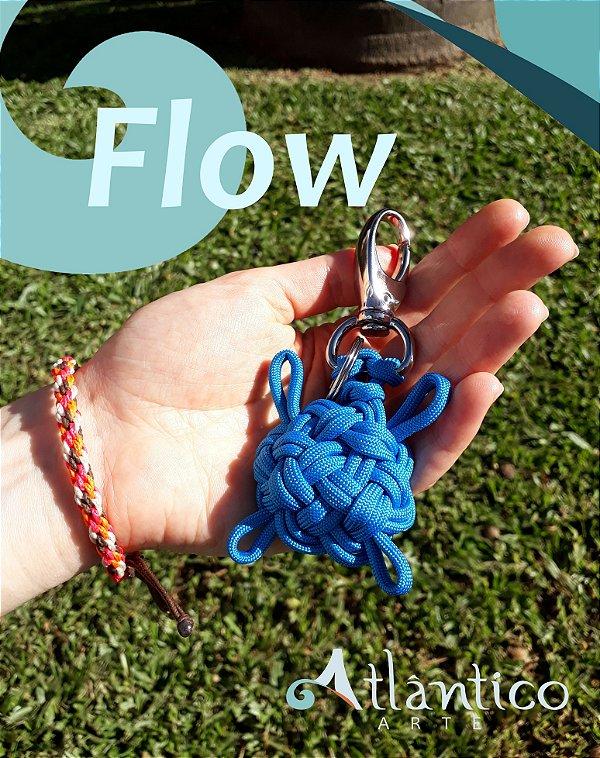 Chaveiro Flow (Tartaruga - Marinha)