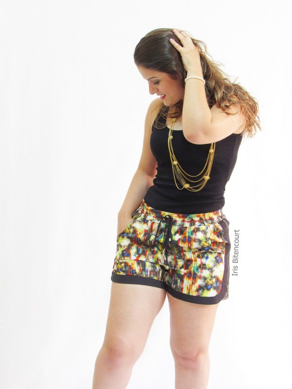 SHORTS ANEMORE