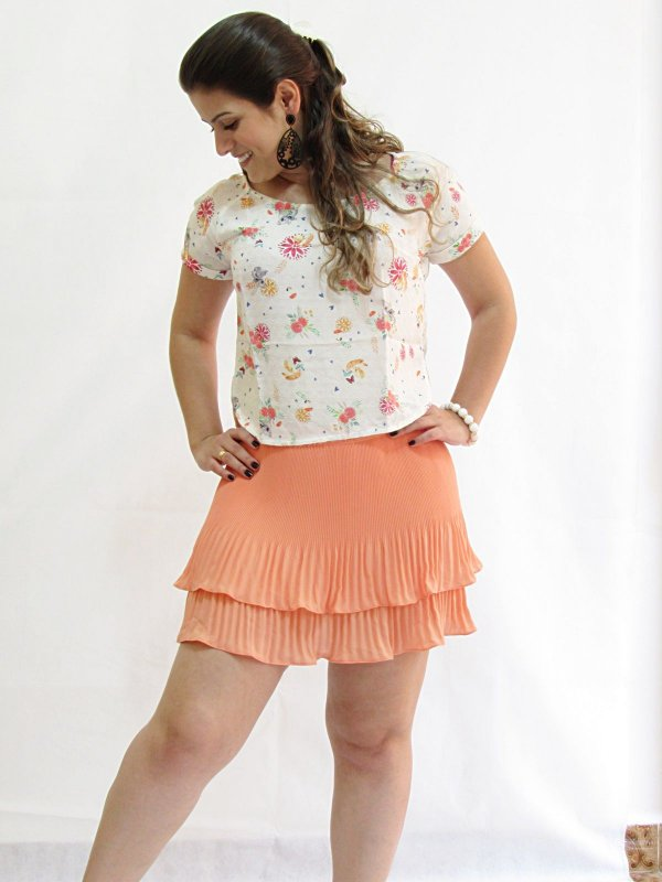 BLUSA ESTAMPA MINI COALA