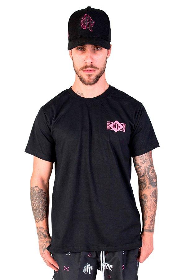 Camiseta Black & Pink