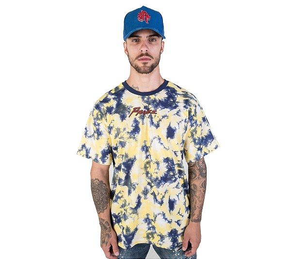 Camiseta Be Yourself - Tie Dye