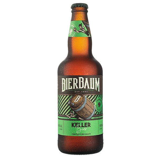Cerveja Kellerbier Bierbaum   Garrafa 500ml