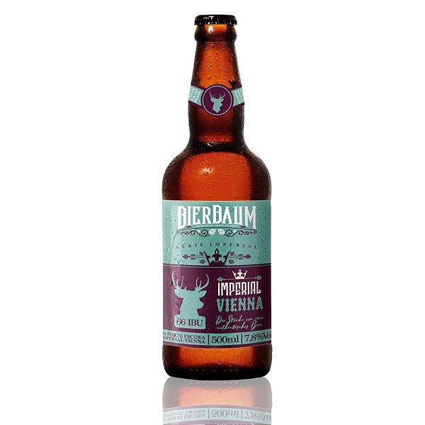 Cerveja Bierbaum Imperial Vienna | Garrafa 500ml