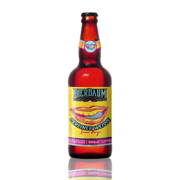 Cerveja Bierbaum Berliner Weisse | Garrafa 500ml