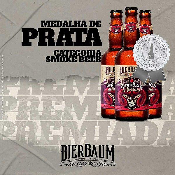 Cerveja Doppelbock Defumada Bierbaum | Garrafa 500ml