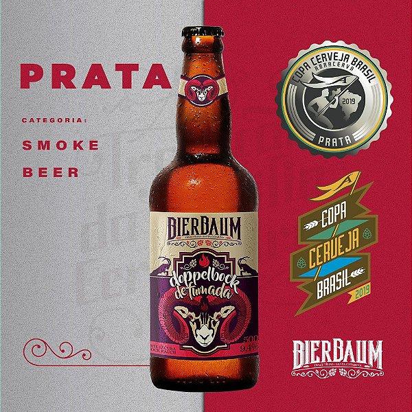 Cerveja Bierbaum Doppelbock Defumada   Garrafa 500ml