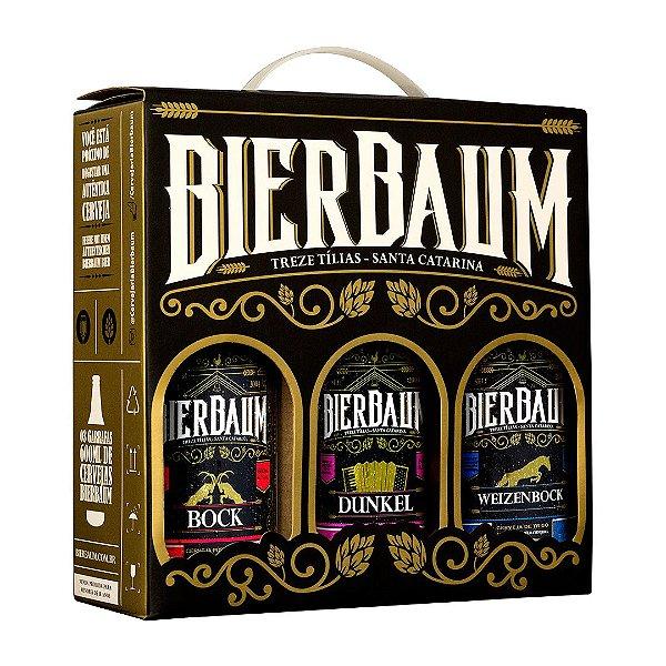Kit Especial com Cervejas de Inverno Bierbaum