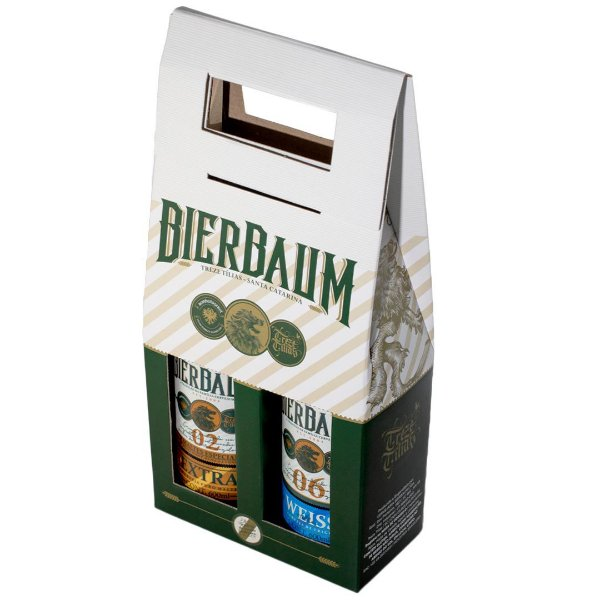 Embalagem para Presente Bierbaum