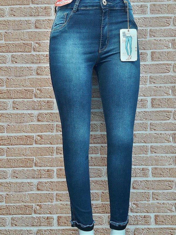 789cd0dd4 Calça Jeans Biotipo Skinny Ref  22299 - ZR MODAS