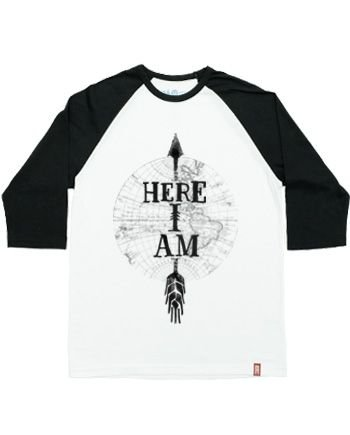 """Here I Am"" 