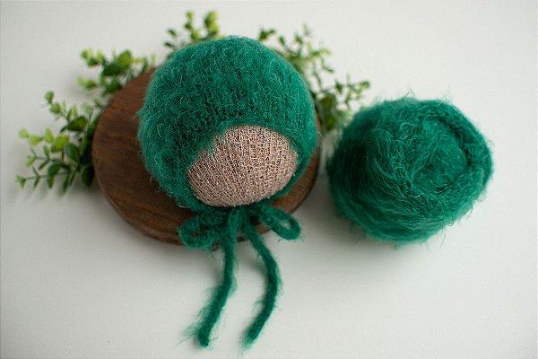 Conjunto Wrap Pelo Verde