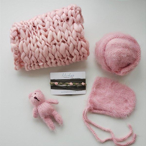 Kit Verde Rosa