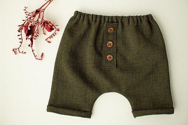 Short Saruel Verde