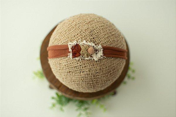 Headband Maria Ferrugem