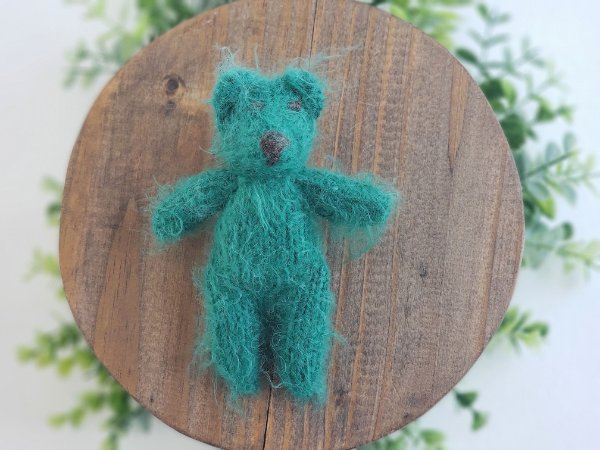 Ursinho Pêlo Verde