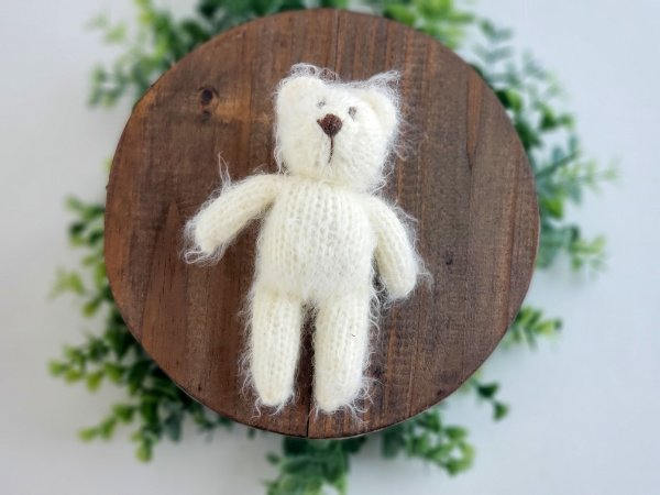 Ursinho Pêlo Branco
