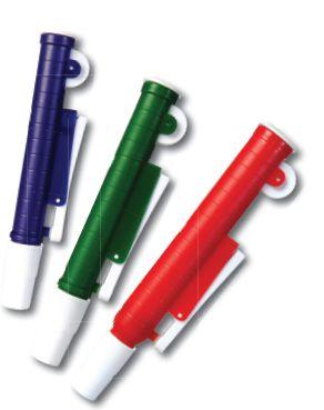 Pipetador de Volumes Manual Pi-Pump0