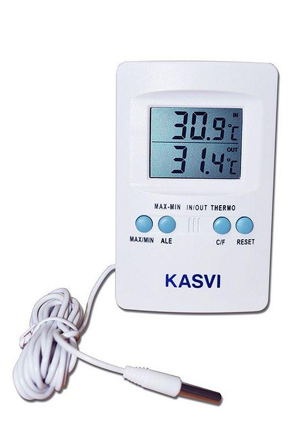 Termômetro Temperatura Máxima e Mínima - K29-7070