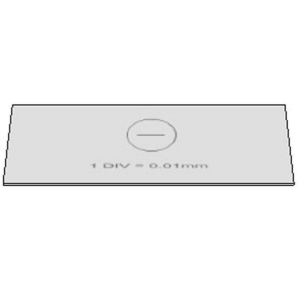Lâmina Padrão 1mm/100 Divisões - TA-0183