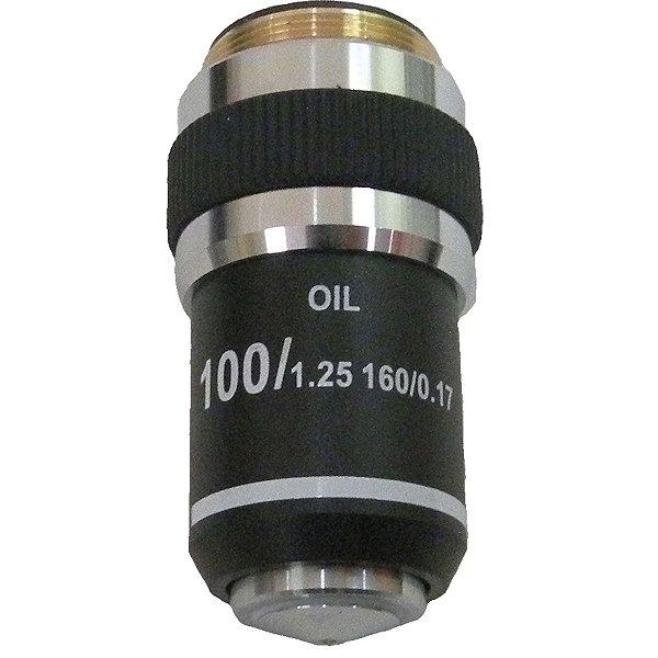 Objetiva 100X Retrátil Óleo - TA-0213