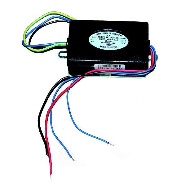 Transformador Automático 6V20W - TA-0279-B