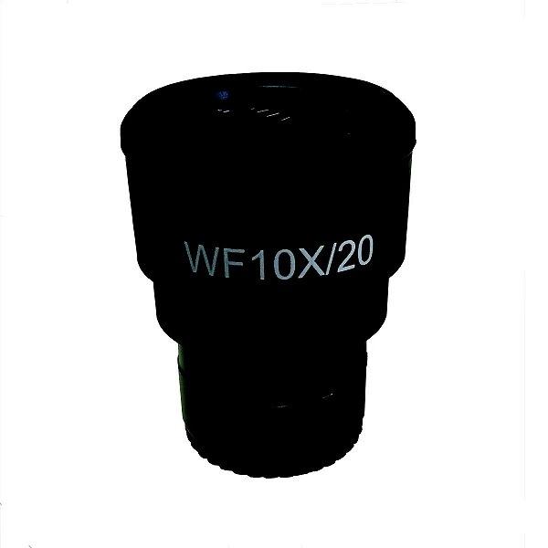 Ocular Focalizável 10X (20mm) Biológico - TA-0230-E