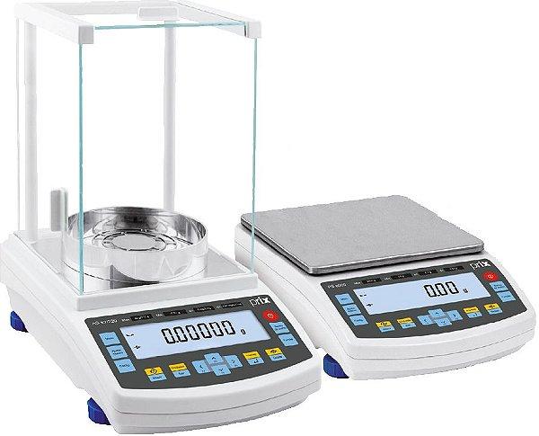 Balança Prix Lab Capacidade 6000 X 0,01g com Ajuste Interno
