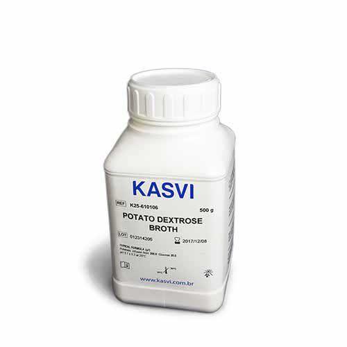 Caldo Batata Dextrose - Frasco 500 g - K25-610106