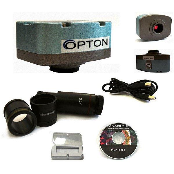Câmera Digital CMOS 1.3 MP - TA-0124-A