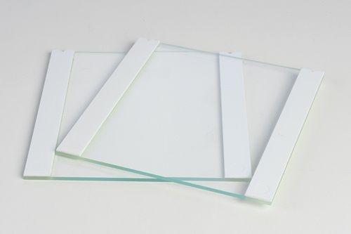 Placas de Vidro 10 x 10 com Espaçadores de 1 mm Anexos - K34-27