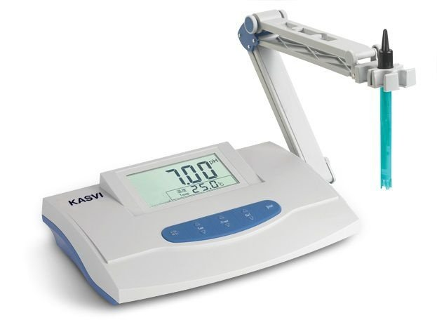 pHmetro de Bancada - 220V - K39-2014B