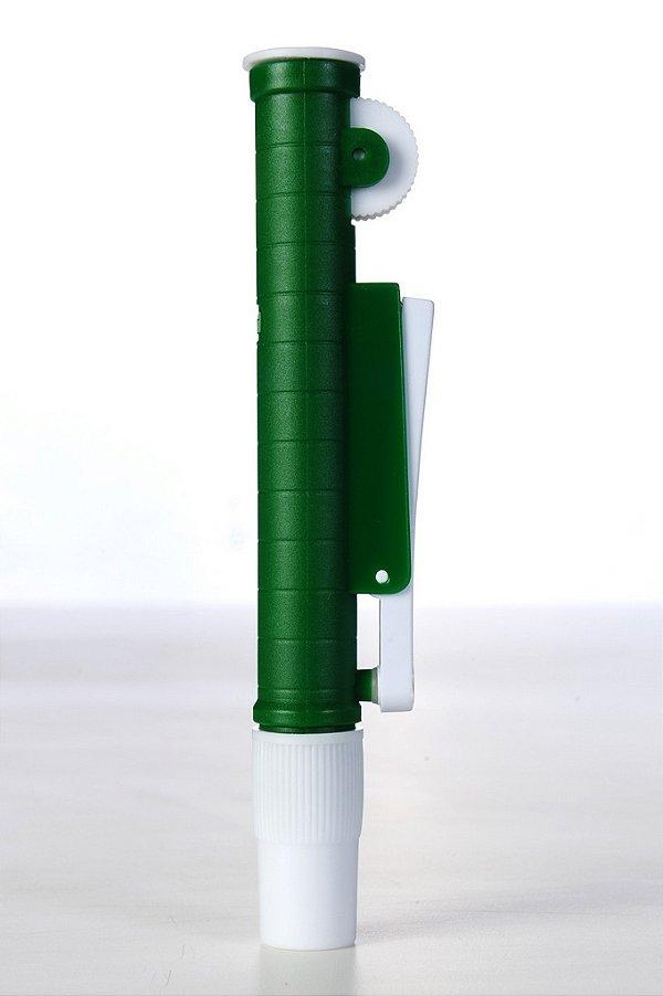 Pipetador de Volumes Manual Pi-Pump 10 ml - K3-10