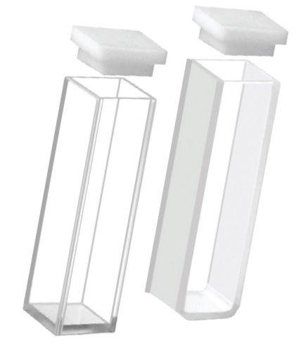 Cubeta Vidro Óptico 1,7 ml - K22-117-G