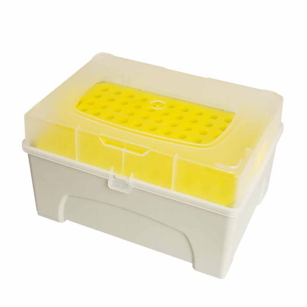 Rack Vazio para Ponteiras de 200µl - K62-200-5