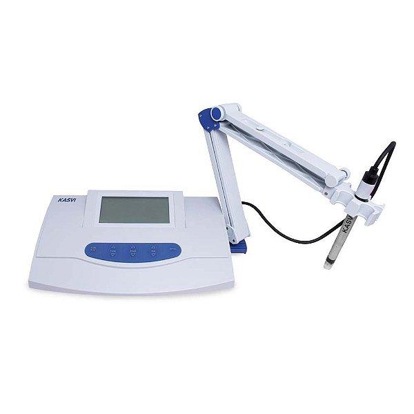 Phmetro de Bancada com ATC. Ph 0-14 220V - K39-1420A
