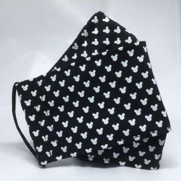 Máscara 3D Mickey - Tripla Camada