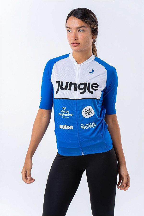 Camisa de Ciclismo Positive Brands Feminino