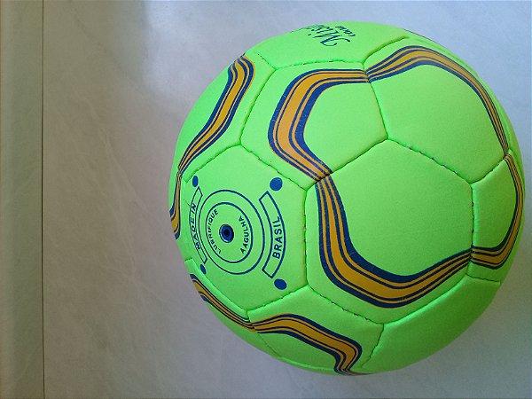 02199bbc0e Kit com 3 Bolas para Futsal adulto costurada à mão - Comercial Águia ...